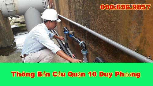Đường ống nước bị nghẹt với 7 cách tự xử lý đơn giản