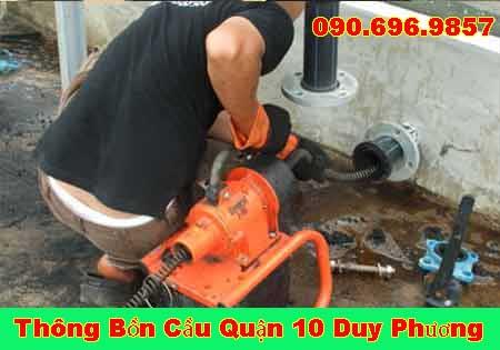 Thông cống nghẹt Bạc Liêu Duy Phương bảo hành 4năm 0903737957