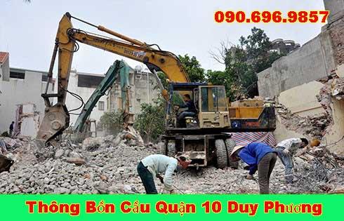 Thu mua xác nhà kho xưởng cũ Quận 10 giá cao 0903737957